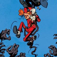 'Spirou y Fantasio: La amenaza de los zorketes', el genial desembarco de Yoann y Vehlmann
