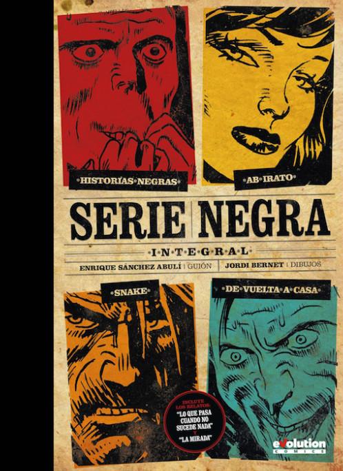 Serie negra portada