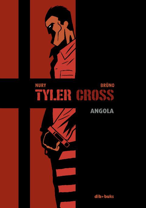 Tyler Cross portada