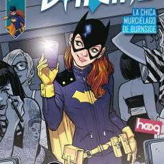 'Batgirl. La chica murciélago de Burnside', renovación