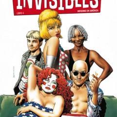 'Los Invisibles Vol.4: Infierno en América', como los buenos vinos