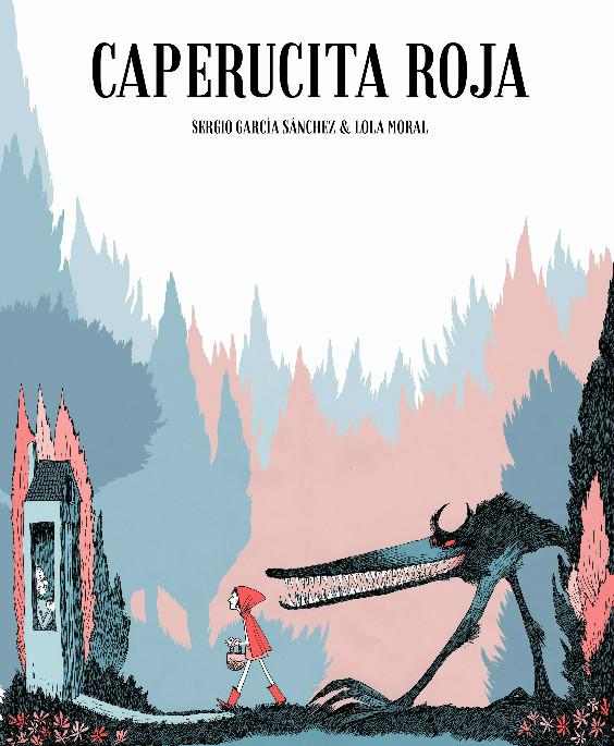 Portada_Caperucita Roja