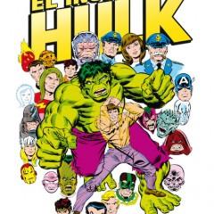 'Marvel Héroes #63 El Increíble Hulk: Un Monstruo Entre Nosotros', excelso clasicismo esmeralda