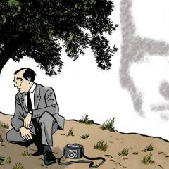 'La araña del olvido', a las cinco de la tarde