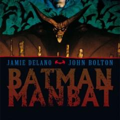 'Batman: Man-Bat', envoltorio adulto para los hombres murciélagos