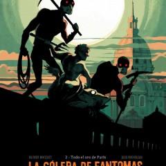 'La cólera de Fantomas 2. Todo el oro de París', nuevas cotas de crueldad