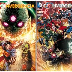 'Convergencia Vols. 1 y 2', mundos nacerán, mundos morirán y DC se mudará