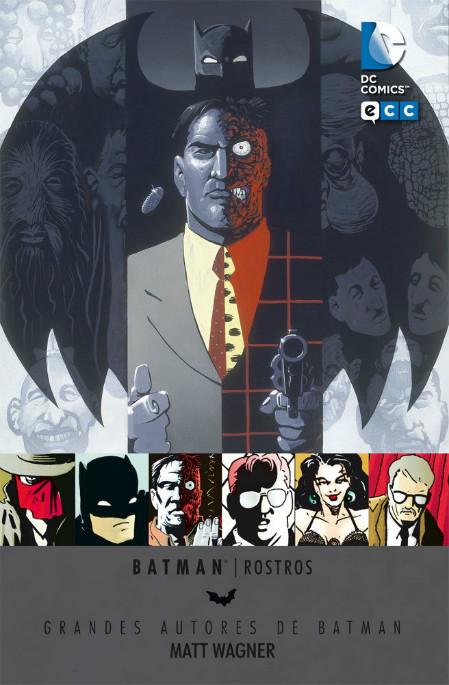 Batman Rostros