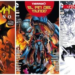 'Especial Final de Series Semanales en DC', y llegó Convergencia