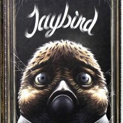 'Jaybird', enjaulado
