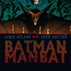 'Batman: Manbat', el murciélago no remonta el vuelo