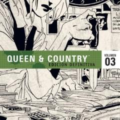 'Queen & Country Vol. 3', prosiguen las andanzas de Tara Chace