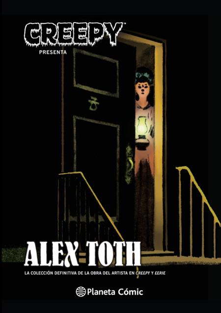 COB Creepy Alex Toth