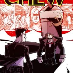 'Chew Vol.10: Morcilla de Sangre', sabor a venganza
