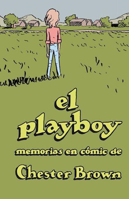 P-Chester-Brown-El-play-Boy-cubierta