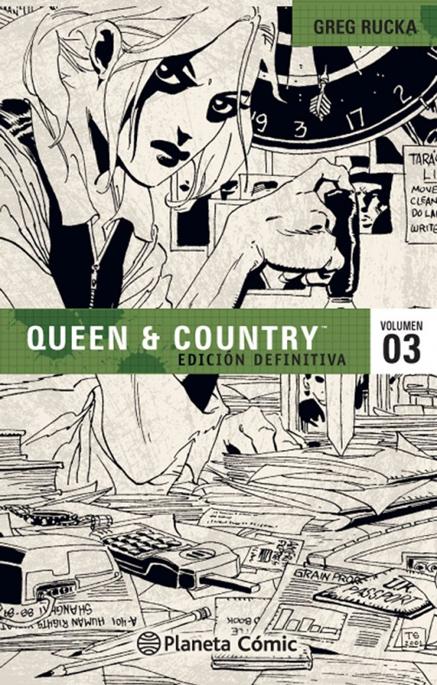 Queen-Country