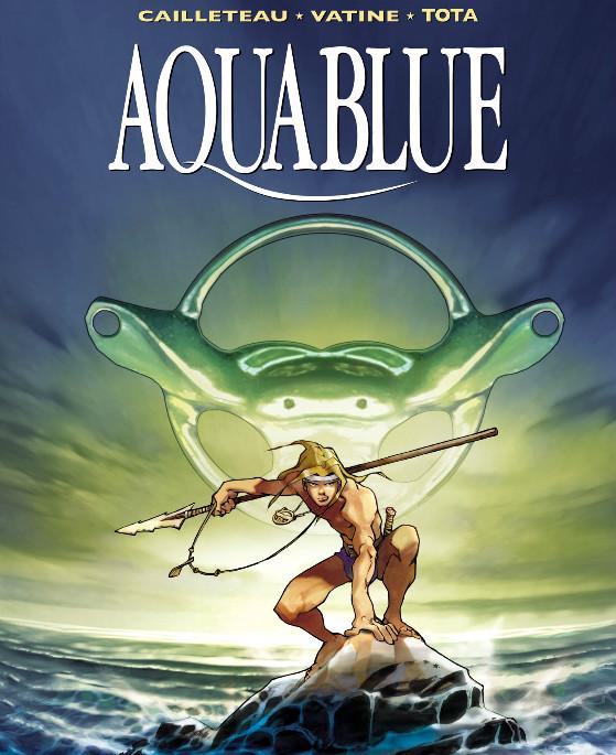 Aquablue por