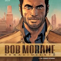 'Bob Morane. Renacimiento 1: las tierras extrañas', brillante actualización