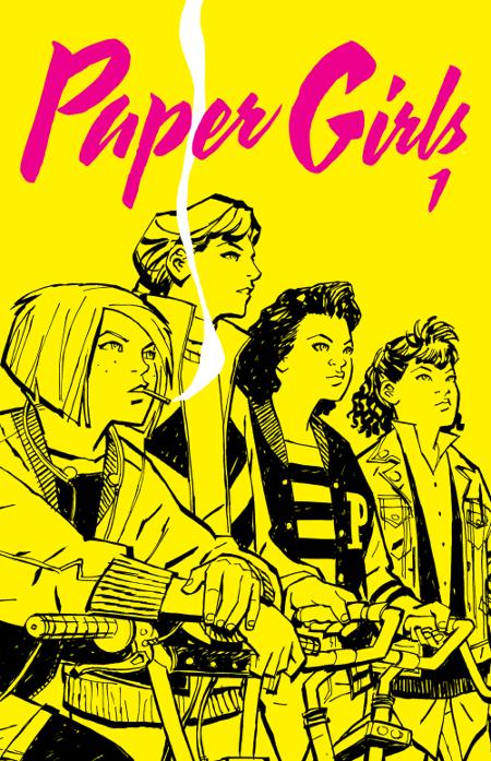 COB Paper Girls 1