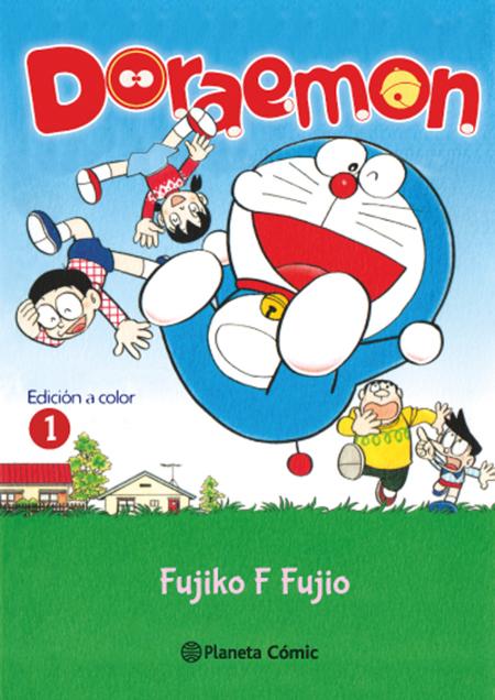 DoraemonColor
