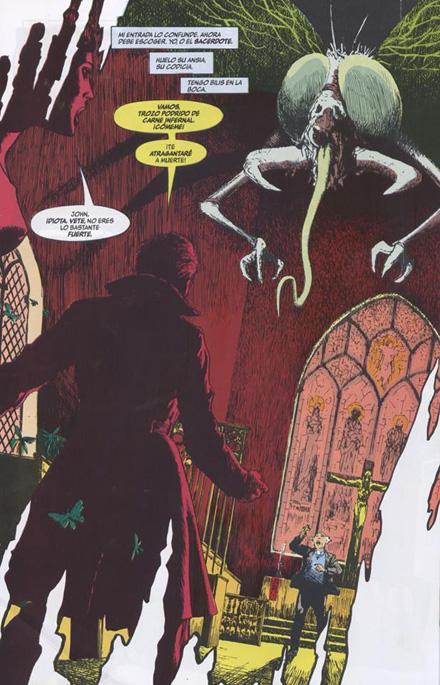 Hellblazer Pagina 1