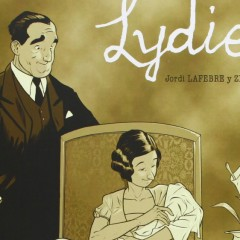'Lydie', un cómic milagroso
