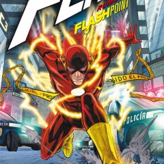 'Flash: Rumbo a Flashpoint', Johns vuelve a su cortijo particular