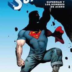'Superman y Los Hombres de Acero', ni es un pájaro, ni es un avión. Es Morrison