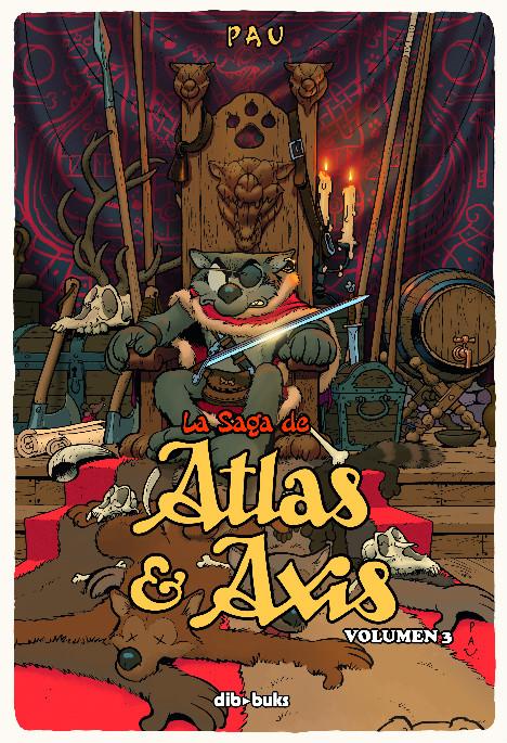 Atlas y Axis portada