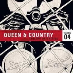 'Queen & Country Vol. 4', la despedida de una gran serie