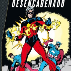 'Marvel Gold Capitán Marvel: Desencadenado', despedida por todo lo alto