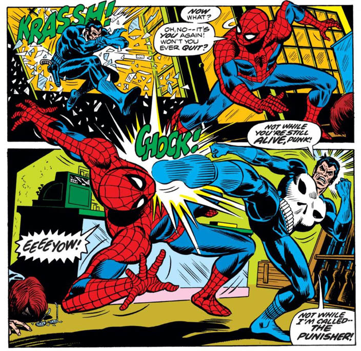SpidermanPagina