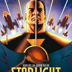 'Starlight. El regreso de Duke McQueen', Millar se escribe M.i.d.a.s