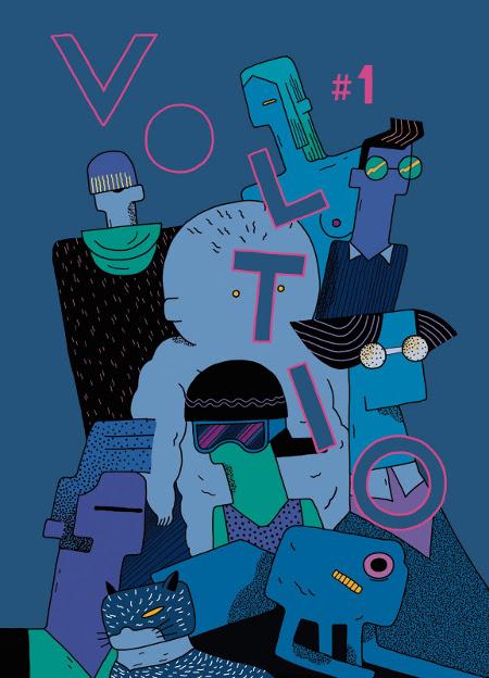 Voltio 01 - cubierta