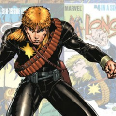 'Marvel Gold Longshot', Oh Lucky Day!