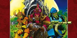'Star Slammers La Colección Completa', Simonson siempre es interesante