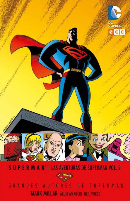 Las aventuras de superman 2