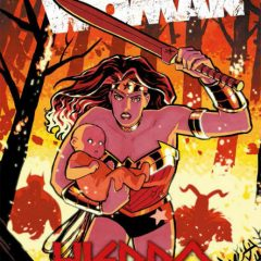 'Wonder Woman. Hierro', quien a él mata, a él muere