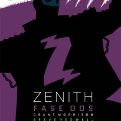 'Zenith Fase Dos', balada divertida de superhéroes