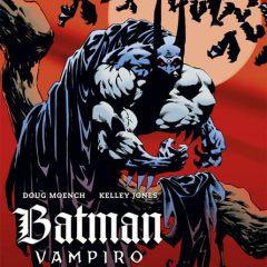 'Batman: Vampiro', cuando Bob Kane y Bram Stoker se dan la mano