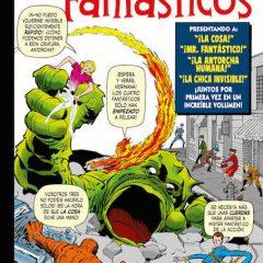 'Marvel Gold Los 4 Fantásticos: Génesis', aquí empieza todo