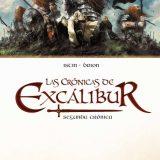 'Las crónicas de Excalibur. Segunda crónica', juego de poderes