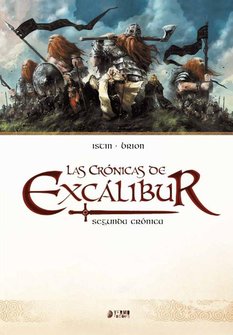 Las crónicas de Excalibur 2
