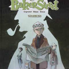 'Los cuatro de Baker Street. Volumen 2', back to London, back to greatness