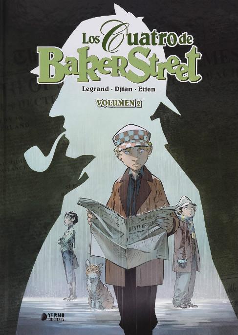 Los cuatro de baker street 2