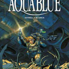'Aquablue. Estrella blanca', viaje sideral