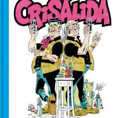 'Crisálida', el cómic dentro del cómic dentro del tebeo