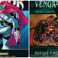 'Thor 7' & 'Los nuevos Vengadores 15', la encarnación del miedo