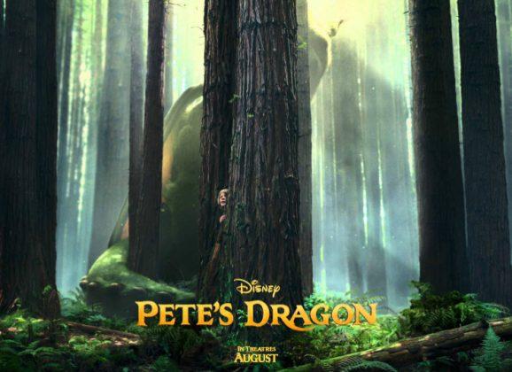 'Peter y el dragón', magia