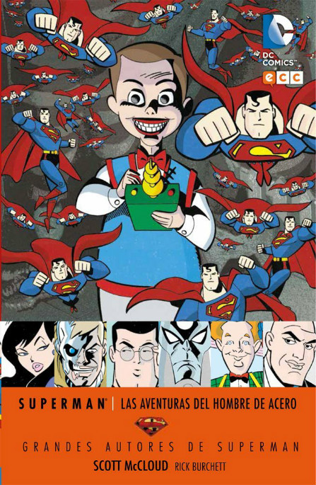 Superman Scott McCloud